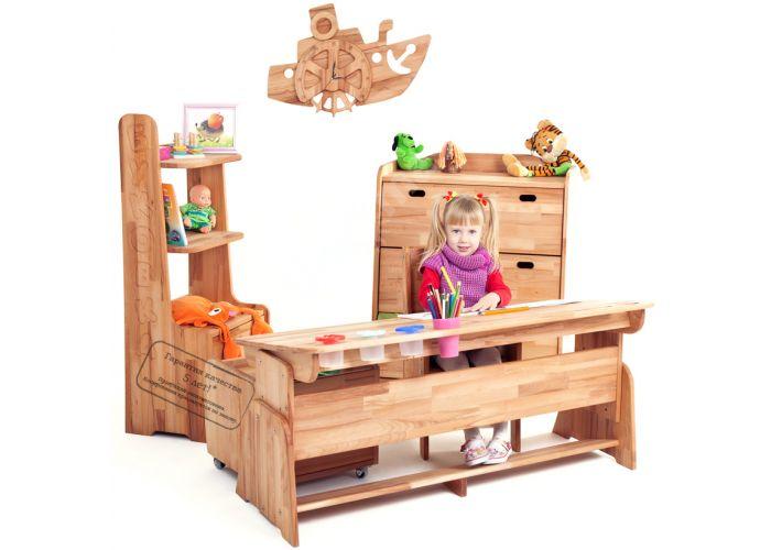 Буковка, Комод Б-05, Детская мебель, Модульные детские комнаты, Буковка, Стоимость 22150 рублей., фото 2