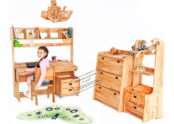 Часы Катерок Ч03, Детская мебель, Модульные детские комнаты, Буковка, Стоимость 3459 рублей., фото 2