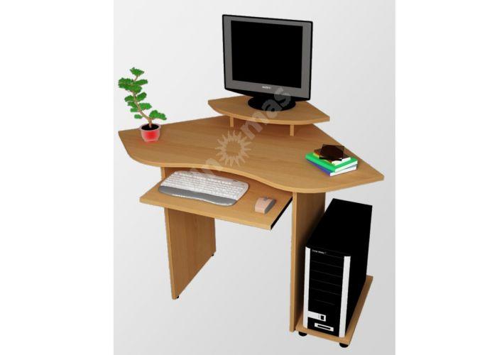 С546 Стол компьютерный, Офисная мебель, Компьютерные и письменные столы, Стоимость 3119 рублей.