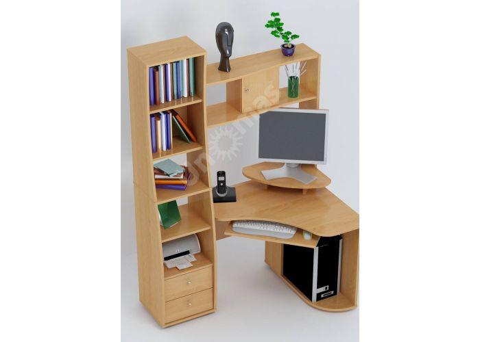 С815 Стол компьютерный, Офисная мебель, Компьютерные и письменные столы, Стоимость 9558 рублей.