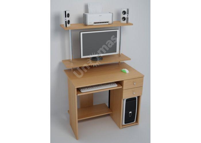 С830 Стол компьютерный, Офисная мебель, Компьютерные и письменные столы, Стоимость 4721 рублей.