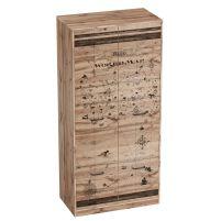 Фрегат, Шкаф для одежды