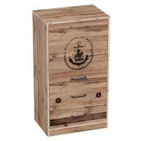 Фрегат, Тумба с дверцей и ящиками