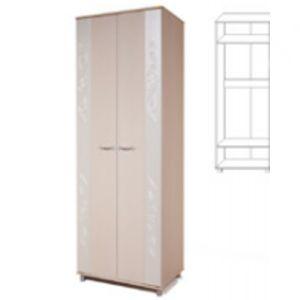 "Комфорт, шкаф  для  одежды ""Комфорт 2Д"" КМК 0415.6"