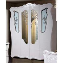 "Королева, шкаф для одежды ""Королева 4Д"" КМК 0387.10"