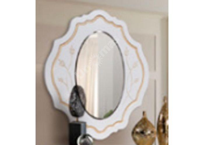 "Мелани-1, зеркало настенное ""Мелани 1"" КМК 0434.5-01 , Спальни, Модульные спальни, Мелани-1, Стоимость 5462 рублей."