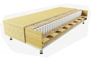 Сомье Eco H 28 + Box spring Блок независимых пружин