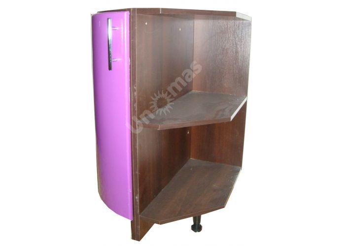 MoDa-Виолетта/орех, 17+ Низ 30х82см угловое окончание, Кухни, Модульные кухни, Распродажа выставочных образцов, Стоимость 3439 рублей.