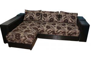 Лондон-3 Угловой диван Diva 180323 / Boa 042